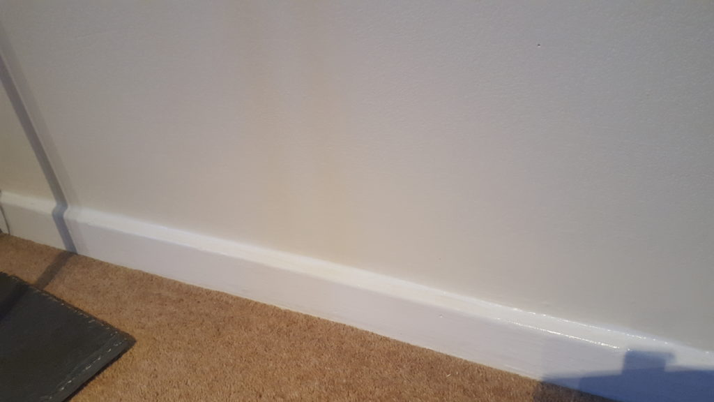 Painting Doors Amp Skirting Boards